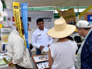 Ayacucho: promueven acciones sanitarias en Feria Agropecuaria Canaan 2019