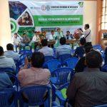 Capacitan a 100 promotores ambientales en el Vraem