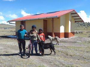 Más de 400 familias en Arequipa contarán con casas bioclimáticas para enfrentar heladas