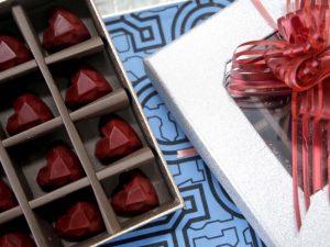 Bombones con cacao peruano para regalar a mamá