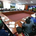 Diálogo para el desarrollo de Chumbivilcas priorizó proyectos en beneficio de la provincia