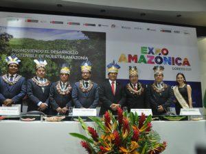 El paiche y el aguaje serán las entrellas de Expoamazónica 2019