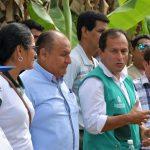 Agricultores intercambian experiencias en encuentro de cacaoteros en el CPM Consuelo-Bellavista