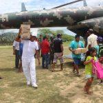FF.AA. apoyarán al Midis en atención a usuarios en Amazonas, Madre de Dios y Loreto