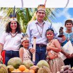 Presidente Martín Vizcarra y Ministra Muñoz entregaron títulos de propiedad a 66 Comunidades Nativas