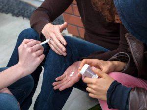 Consumo de drogas a temprana edad produce daños irreversibles