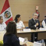 Gobierno instala Mesa de Diálogo Multisectorial con gremios agrarios