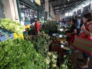 Hoy ingresaron más de 5 mil toneladas de alimentos a los mercados mayoristas de Lima