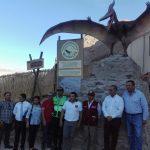Inauguran el parque jurásico Querulpa en Arequipa