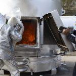 Incineran más de 15 toneladas de droga