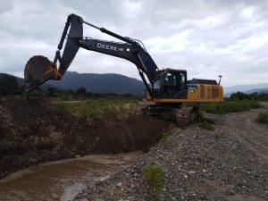 Inician trabajos de limpieza y descolmatación de ríos en Alto Piura