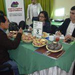 Junín: Ofertan papas nativas en rueda de negocios
