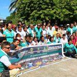 Más de 300 agricultores intercambian experiencias en encuentro de cacaoteros