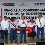 Más de 80 mil pobladores de Tarapoto ampliarán cobertura de agua potable en sus viviendas