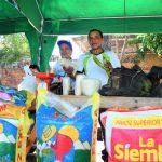 Más de S/15 mil en ventas lograron productores en Mercado Drasam