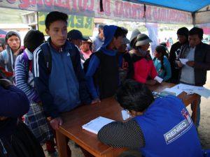 Midis realizará 27 mil atenciones a través de caravanas de protección a la familia rural