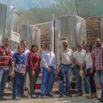 Minagri inaugura moderna planta de producción de pisco en Arequipa