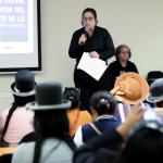 Minam: mujeres indígenas con rol protagónico en consulta previa de Reglamento de Ley Marco sobre Cambio Climático