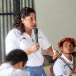 Ministra Muñoz se reunirá con gremios agrarios este martes