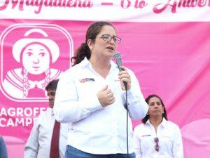 Ministra Ruíz: La gran biodiversidad del Perú se refleja en nuestros ecosistemas y nuestra gastronomía