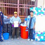 Municipalidad de Huánuco entrega ayuda humanitaria a familias damnificadas