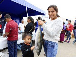 Otuzco comerá pescado nutritivo a precios de promoción