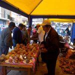 Exponen variedades de papas nativas en Jauja