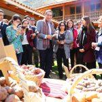 Presidente Vizcarra garantizó más presupuesto para el agro familiar y rural