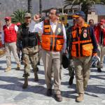 Presidente Vizcarra hizo llamado a la unidad para hacer frente a retos de la naturaleza