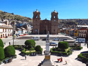 Jefe de la ANA se reunió con gobernador regional de Puno