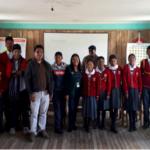 Puno: Serfor transfiere madera a colegio de Acora para proteger a alumnos de las heladas