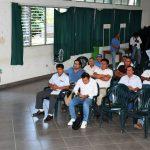Socializan avances del proyecto arroz ante cuatro Juntas de Usuarios de San Martín