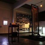 Talento del Estado crea obra de arte que relaciona los quipus con las computadoras