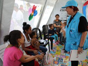 Unicef exhorta a recibir y acoger con igualdad a niñas, niños y adolescentes migrantes