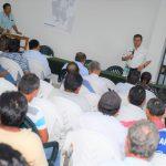 Viceministro de Agricultura y Riego se reunió con productores agrarios de San Martín