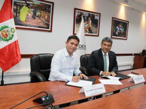 Vraem: invertirán S/1 180 592 en mantenimiento de caminos vecinales