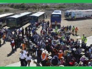 Arequipa: Alistan simulacro por erupción volcánica del Misti