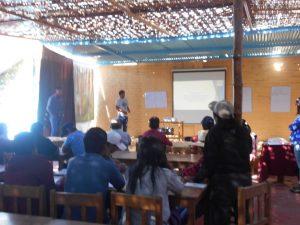 Arequipa: Capacitaron a mineros artesanales en remediación ambiental