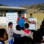 Ayacucho: Capacitan a docentes y alumnos sobre buen uso del agua potable