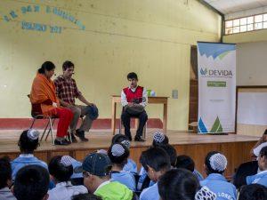 Cusco: Destacan rol de progenitores en formación de sus hijos