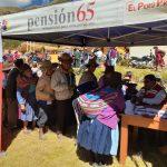 Dan 15 mil atenciones sociales a comunidades rurales de Apurímac y Cusco