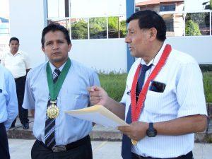 Donan camioneta a Municipalidad Provincial de Tambopata