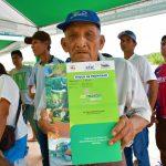 Entregan títulos de propiedad en San Martín