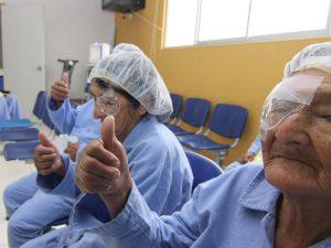 Loreto: Usuarios indígenas de Pensión 65 serán operados gratuitamente de cataratas