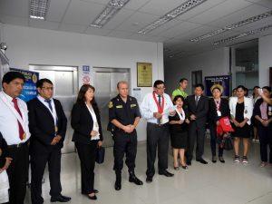 Madre de Dios: Fiscalía inaugura oficina sobre casos de violencia contra la mujer