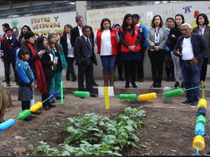Minam contribuye en el fortalecimiento de la educación ambiental en las escuelas
