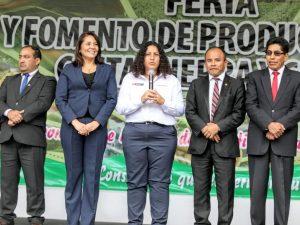 Ministra Fabiola Muñoz: Gobierno tiene presente a la agricultura familiar para la seguridad alimentaria