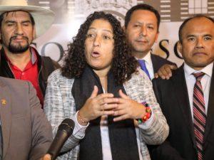 """Ministra Muñoz: """"Trabajo en equipo permitió aprobar 14 leyes en favor del agro nacional"""""""
