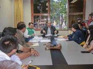 Municipalidad de Huánuco inspeccionará instalación de puente modular