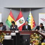 Perú y Bolivia se unen para prevenir y controlar el tráfico ilegal de recursos forestales y de vida silvestre